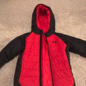 under armour kids winter jackets